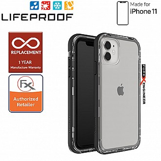 Lifeproof NEXT for iPhone 11 - Drop Proof, Dirt Proof, Snow Proof Case - Black Crystal