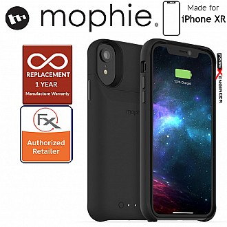 Mophie Juice Pack Access for iPhone XR - Black (2,000mAH Build-in Battery Case)