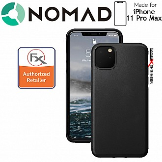 Nomad Rugged Case for iPhone 11 Pro Max (Black)