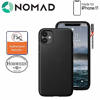 Nomad Rugged Case for iPhone 11 Black color