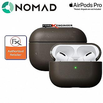 Nomad Active Rugged Case for Airpods Pro - Mocha Leather Color ( Barcode: 856500018560 )