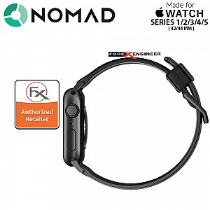 Nomad Rugged Strap for Apple Watch 44mm / 42mm Series 5 / 4 / 3 / 2 / 1 Black