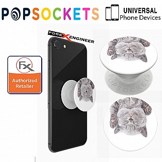 PopSockets PopGrip Swappable -  Cat Nap Color ( Barcode : 842978139135 )