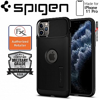 Spigen Slim Armor for iPhone 11 Pro (Black)