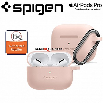 Spigen Silicon Fit for Airpods Pro - Pink Color