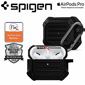 Spigen Tough Armor Case for Airpods Pro - Black Color