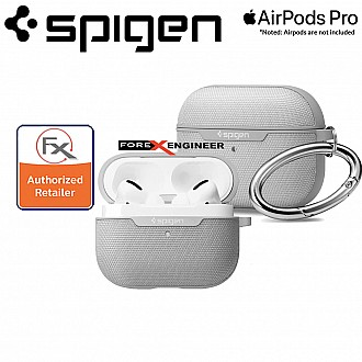 Spigen Urban Fit Case for Airpods Pro - Gray Color ( Barcode : 8809685624356 )