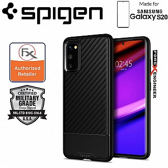 "Spigen Core Armor for Samsung Galaxy S20 6.2"" - Matte Black Color"