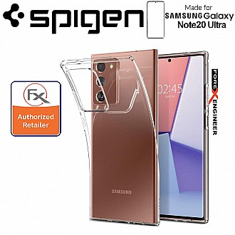 Spigen Crystal Flex for Samsung Galaxy Note 20 Ultra 5G 2020 - Crystal Clear Color ( Barcode : 8809710753648 )
