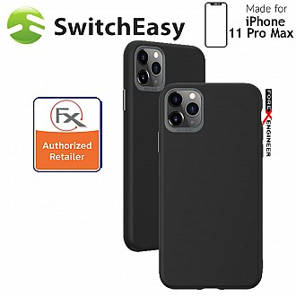 SwitchEasy Colors for iPhone 11 Pro Max (Black)