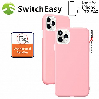 SwitchEasy Colors for iPhone 11 Pro Max (Baby Pink)
