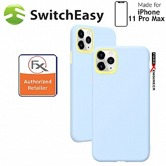 SwitchEasy Colors for iPhone 11 Pro Max (Baby Blue)