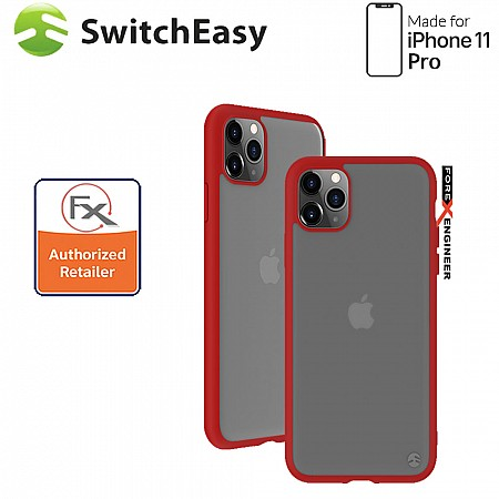 SwitchEasy Aero for iPhone 11 Pro (Red)