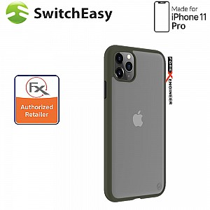 SwitchEasy Aero for iPhone 11 Pro (Army Green)