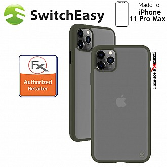SwitchEasy Aero for iPhone 11 Pro Max (Army Green)