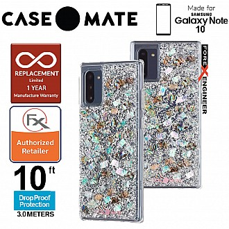 Case Mate Karat for Samsung Galaxy Note 10 - Pearl