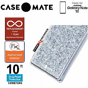 Case Mate Twinkle for Samsung Galaxy Note 10 - Stardust