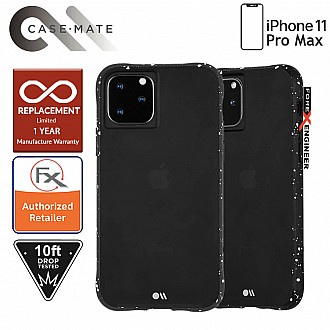 Case-Mate Tough Speckled for iPhone 11 Pro Max - Black