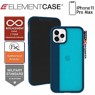Element Case Illusion for iPhone 11 Pro Max - Deap Sea