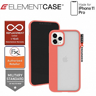 Element Case Illusion for iPhone 11 Pro - Coral