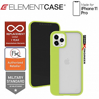 Element Case Illusion for iPhone 11 Pro - Electric Kiwi