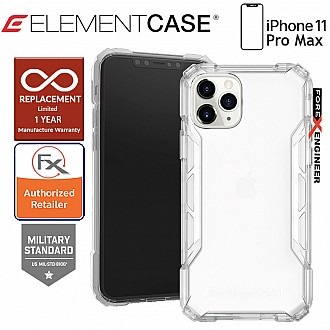 Element Case Rally for iPhone 11 Pro Max - Clear
