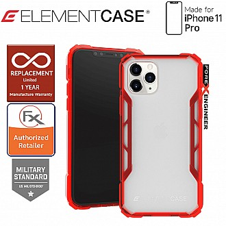 Element Case Rally for iPhone 11 Pro - Sunset Red