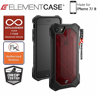 Element Case - Rev (7/8) - Blue  (Compatible with iPhone SE 2nd Gen. 2020 ) (Barcode: 640947793117 )
