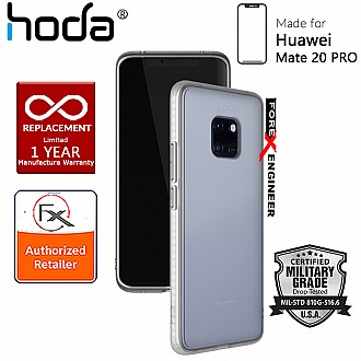 HODA ROUGH Military Case for Huawei Mate 20 Pro - Military Drop Protection - Matte