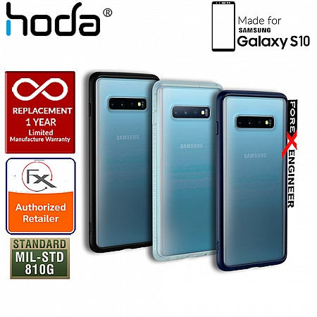 HODA ROUGH Military Case for Samsung Galaxy S10 - Military Drop Protection - Matte