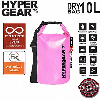HyperGear Dry Bag 10L - IPX Waterproof Specification - Pink