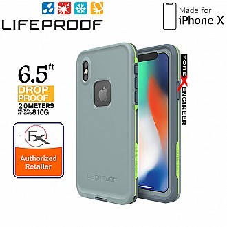 Lifeproof Fre for iPhone X - Waterproof, Shockproof, Dirtproof, Snowproof Case - Drop In (CLEARANCE - NO WARRANTY)