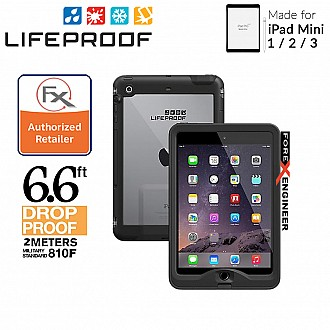 Lifeproof Nuud for iPad Mini 3 - Black  (CLEARANCE - NO WARRANTY)