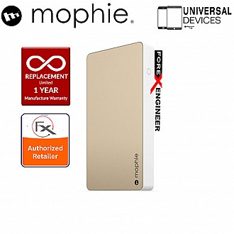 Mophie Powerstation XL 10000mah Universal Powerbank made for smartphone, tablets & USB Devices - Gold