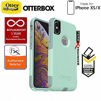 OtterBox Commuter Series for iPhone Xs / X - Ocean Way