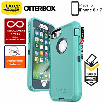 OtterBox Defender Series for iPhone 8 / 7 - Borealis (Compatible with iPhone SE 2nd Gen 2020) ( 660543402107 )