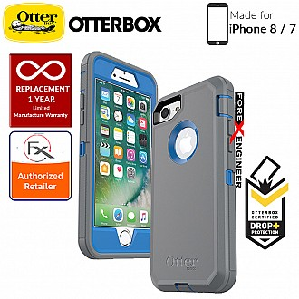 OtterBox Defender Series for iPhone 8 / 7 - Marathoner (Compatible with iPhone SE 2nd Gen 2020) (660543402077)