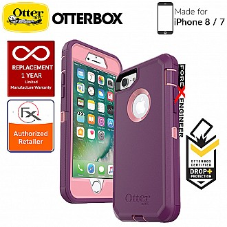 OtterBox Defender Series for iPhone 8 / 7 - Vinyasa (Compatible with iPhone SE 2nd Gen 2020) (660543402091)