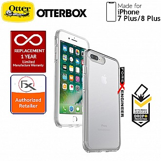 OtterBox Symmetry Clear Series for iPhone 8 Plus / 7 Plus - Clear