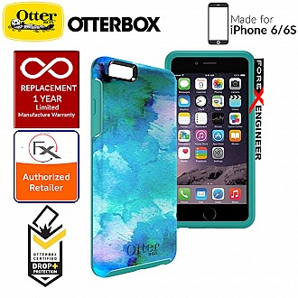 OtterBox Symmetry Series for iPhone 6s / 6 - Floral Pond