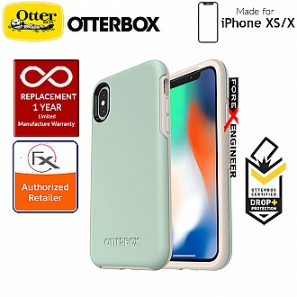 OtterBox Symmetry Series for iPhone XS / X - Muted Waters