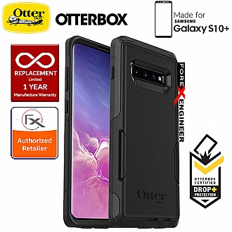 Otterbox Commuter for Samsung Galaxy S10+ / S10 Plus - Black