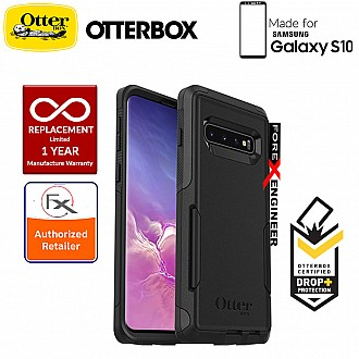 Otterbox Commuter for Samsung Galaxy S10 - Black