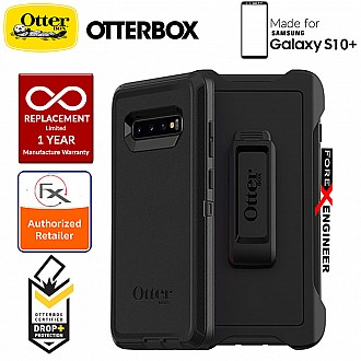 Otterbox Defender for Samsung Galaxy S10+ / S10 Plus - Black
