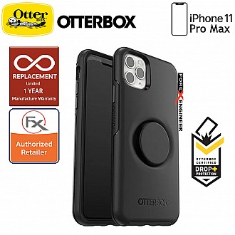 Otterbox OTTER + POP Symmetry for iPhone 11 Pro Max ( Black )