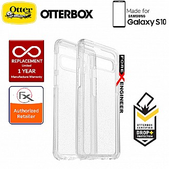 Otterbox Symmetry Clear Graphic for Samsung Galaxy S10 - Stardust