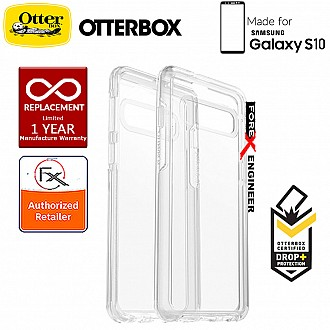 Otterbox Symmetry  Clear for Samsung Galaxy S10 - Clear