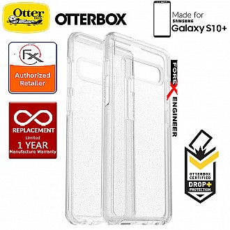 Otterbox Symmetry Clear for Samsung Galaxy S10 Plus - Stardust