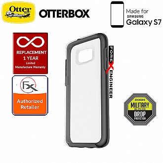 Otterbox Symmetry Clear for Samsung Galaxy S7 Edge - Black Crystal