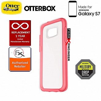 Otterbox Symmetry Clear for Samsung Galaxy S7 Edge -Pink Crystal